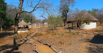 Lufupa River Camp